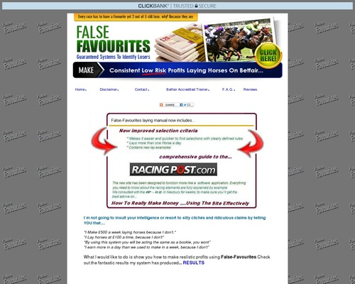 Lay betting systems are a con introductory offers betting advice